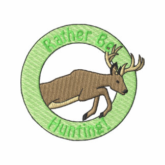 Rather Be Hunting Polo Shirt