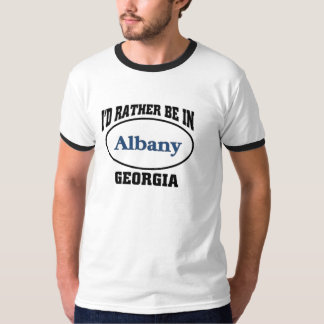 Rather be in Albany Georgia T-Shirt