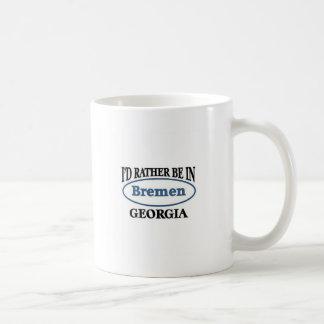 Rather be in Bremen Georgia Coffee Mug