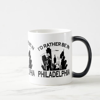 Rather be in Philadelphia Magic Mug
