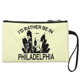 Rather be in Philadelphia Mini Clutch