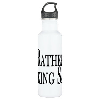 Rather Be Making Sales Water Bottle
