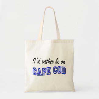 Rather be on Cape Cod Bag