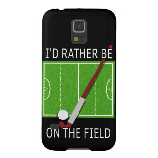 Rather Be on the Field (Hockey) Samsung Nexus Case For Galaxy S5