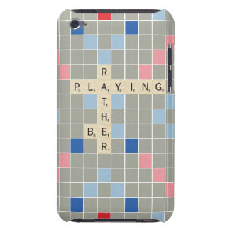 Rather Be Playing Case-Mate iPod Touch Case