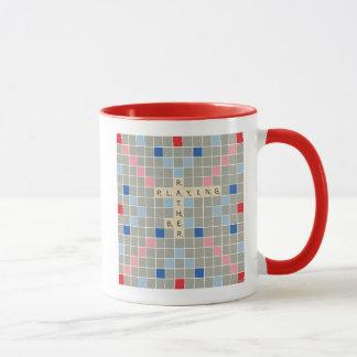 Rather Be Playing Mug