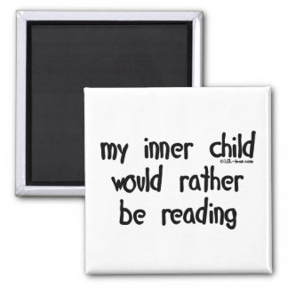 Rather Be Reading Magnets