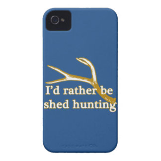 Rather be shed hunting Case-Mate iPhone 4 case
