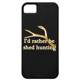 Rather be shed hunting iPhone SE/5/5s case
