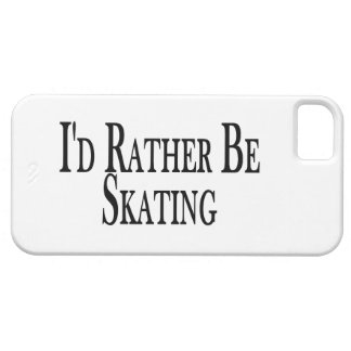 Rather Be Skating iPhone 5 Cover