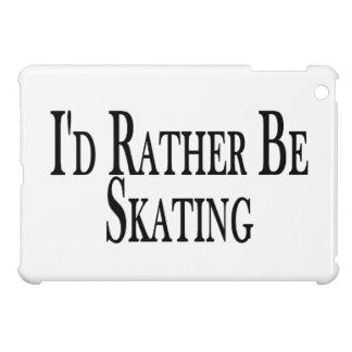 Rather Be Skating iPad Mini Covers