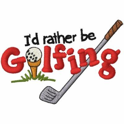 Rather Golf Polo Shirts