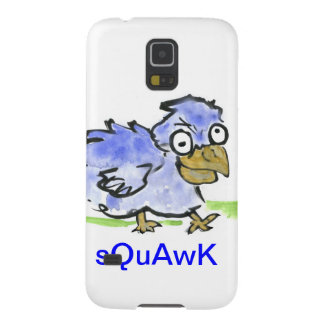 Rather Walk than Fly says Fledgling Bluebird Case For Galaxy S5