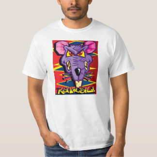 RATical by Dave Weiss American Pop Shirt