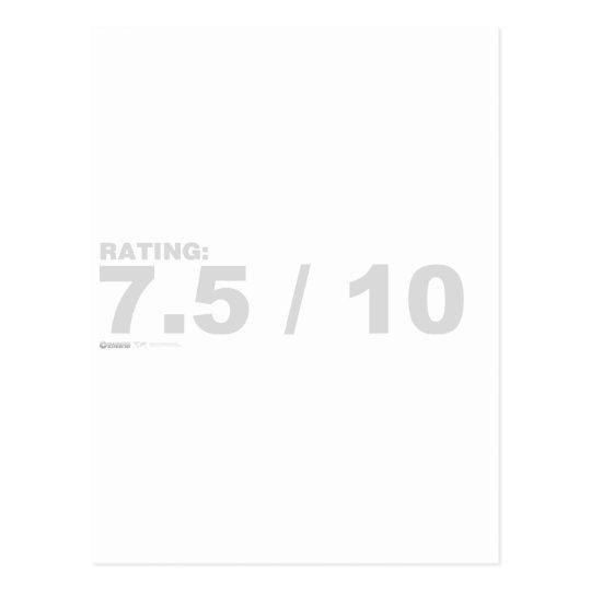 Rating: 7.5 / 10 - Scott Gamer Video Games Geek Postcard