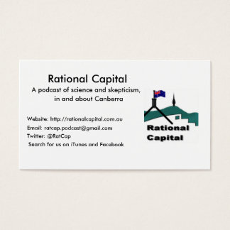 Rational Capital Business Card