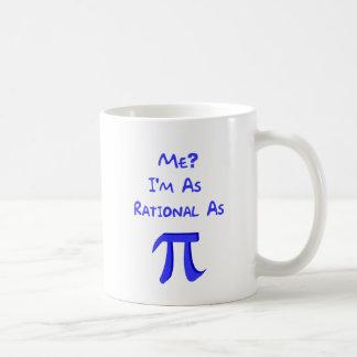 rational classic white coffee mug