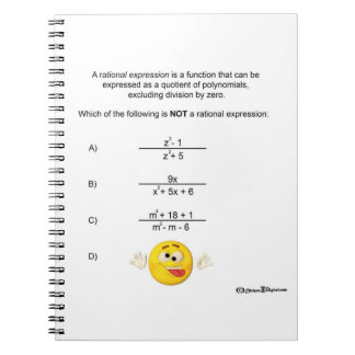 Rational Expressions Notebook