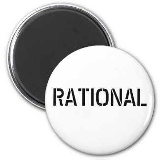 Rational 2 Inch Round Magnet