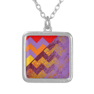 rational meets sparkling irrational necklace