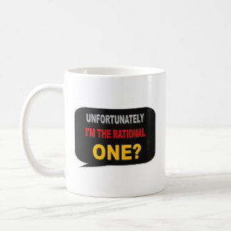 RATIONAL ONE COFFEE MUG