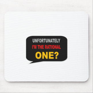 RATIONAL ONE MOUSE PAD
