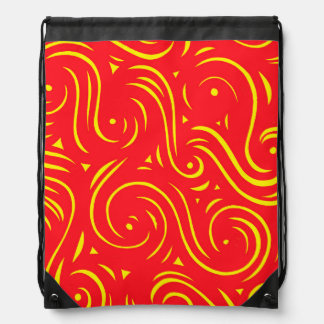 Rational Passionate Up Gorgeous Drawstring Bag
