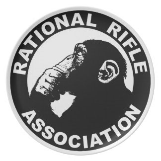 Rational Rifle Association Collector's Plate