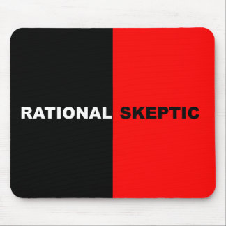 Rational Skeptic Mouse Pads