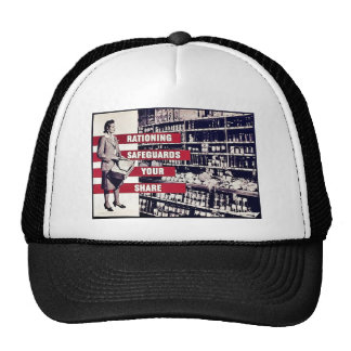 Rationing Safeguards Your Share Trucker Hat