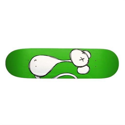 Ratón bosquejado patinetas personalizadas