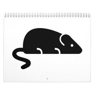 Ratón Calendarios