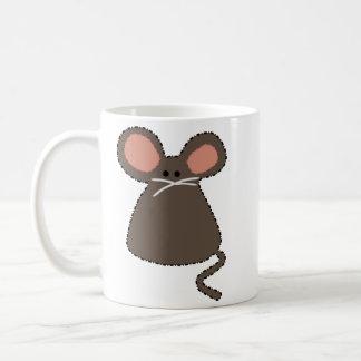 ratón chargable de la cara doble taza clásica
