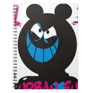 Ratón cínico note book