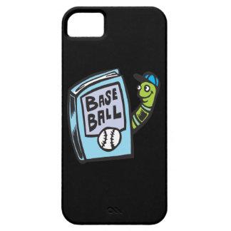 Ratón de biblioteca del béisbol iPhone 5 coberturas