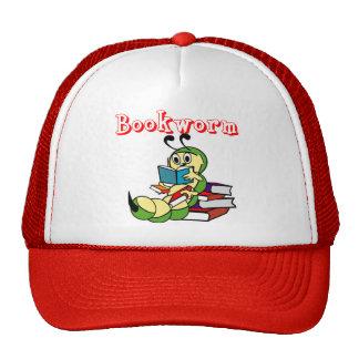 Ratón de biblioteca gorras