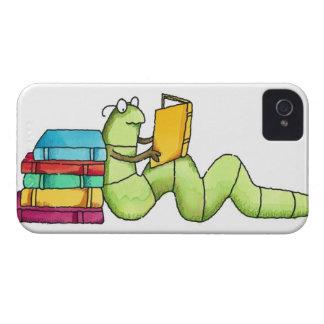 Ratón de biblioteca iPhone 4 Case-Mate carcasas