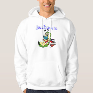 Ratón de biblioteca jersey encapuchado