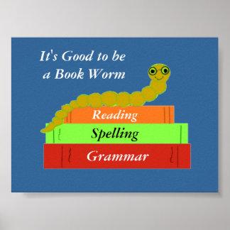 Ratón de biblioteca poster