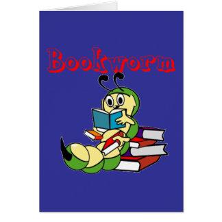 Ratón de biblioteca tarjeta pequeña