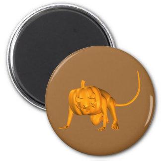 Ratón de casa imán redondo 5 cm