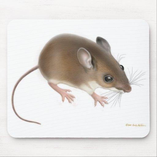 Ratón de ciervos Mousepad