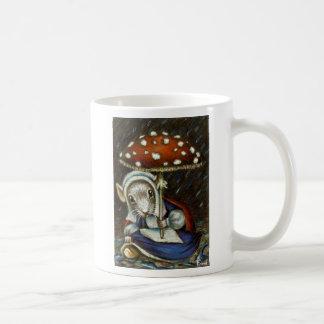 Ratón de hadas holandés taza