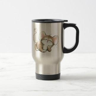 Ratón de Kissy Taza De Café
