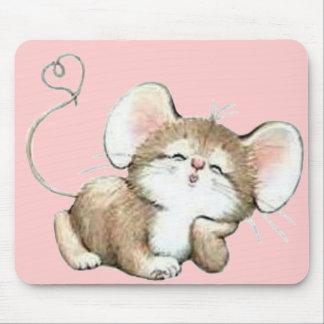 Ratón de Kissy Tapete De Ratón