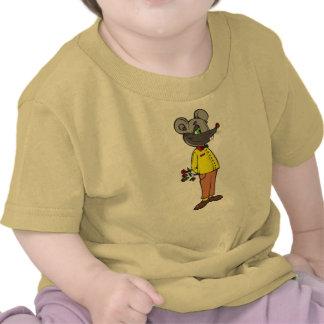 Ratón de la datación camisetas