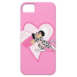Ratón de la magdalena (juego del dalmation) iPhone 5 carcasa
