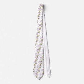Ratón de la taza de té corbata personalizada