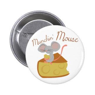 Ratón de Munchin Pin Redondo 5 Cm