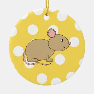 Ratón Adorno De Navidad